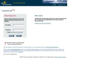 customerlink.sunlife-usa.com