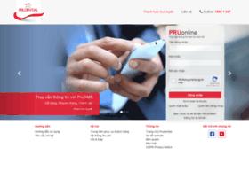 customerportal.prudential.com.vn