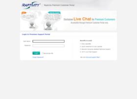 customerportal.raptivity.com