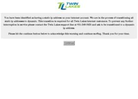 customerredirect.twlakes.net