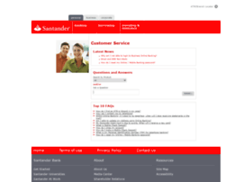 customerservice.sovereignbank.com