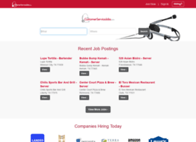 customerservicejobs.com