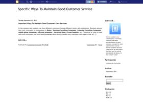 customerservicenumbe.blogcindario.com