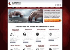 customersolutionz.biz