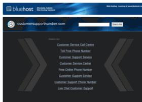 customersupportnumber.com