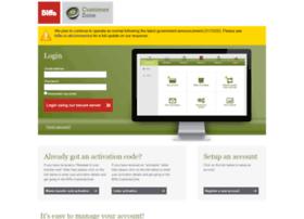 customerzone.biffa.co.uk