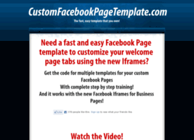 customfacebookpagetemplate.com