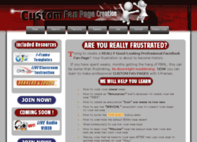 customfanpagecreation.com