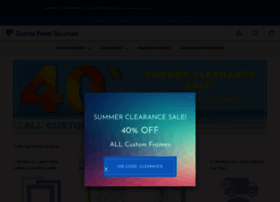 customframesolutions.com