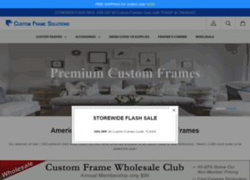 customframesolutions.myshopify.com