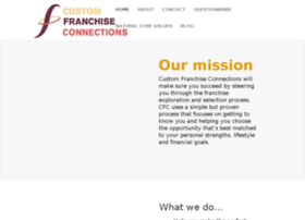 customfranchiseconnections.com