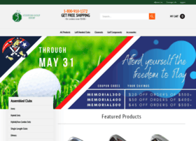 customgolfstop.com