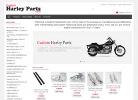 customharleyparts.com