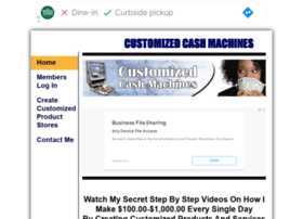 customizedcashmachines.com