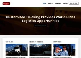 customizedtrucking.com