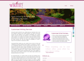 customizedwrite.com