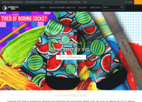 customizeelitesocks.com