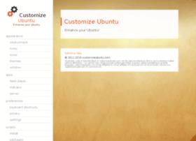 customizeubuntu.com