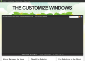 customizewindows.blog.com