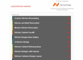 customkitchen.website