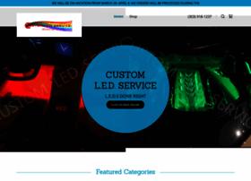 customledservice.com