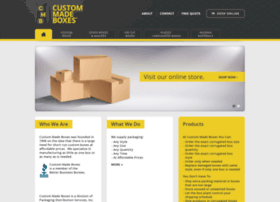 custommadeboxes.com