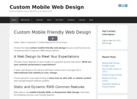 custommobilewebdesign.com