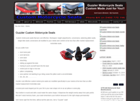 custommotorcycleseats.com.au