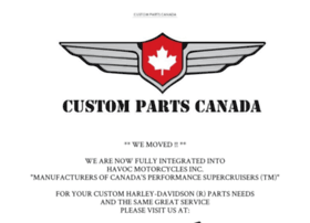 custompartscanada.com