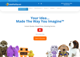 customplushtoys.com