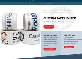 customprintedtape.co.uk