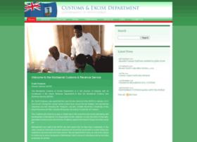 customs.gov.ms