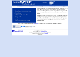 customsupport.com