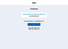customtaxidermywoodworks.webs.com