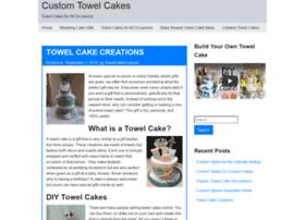 customtowelcakes.com
