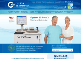 customultrasonics.com