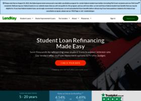 custudentloans-refinance.lendkey.com
