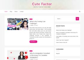 cute-factor.com