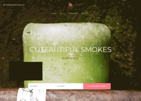 cuteautifulsmokes.com