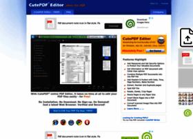 cutepdf-editor.com