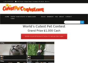 cutestpetcontest.com