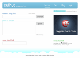 cuthut.com