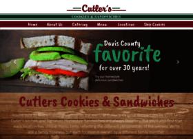 cutlerscookies.com