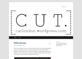 cutlondon.wordpress.com