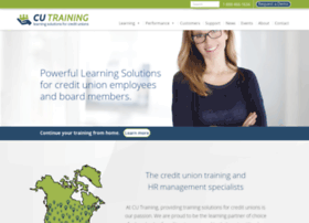 cutraining.com