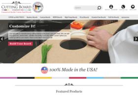 cuttingboardcompany.com