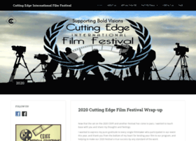 cuttingedgefilmfest.com