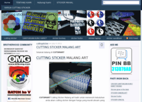cuttingstickermalang.com