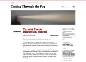 cuttingthroughthefog.com