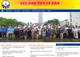 cuusinhvien.tnut.edu.vn